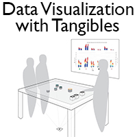 A tangible interface for data visualization