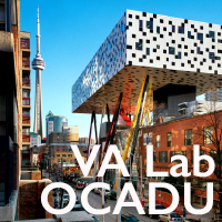 The Visual Analytics Lab at OCAD U
